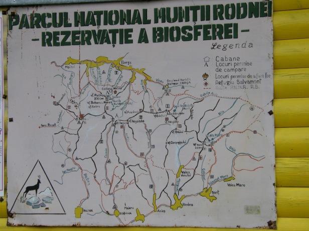 Parcum National Muntii Rodnei