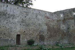 Portiunea de zid de la turnul croitorilor la turnul macelarilor