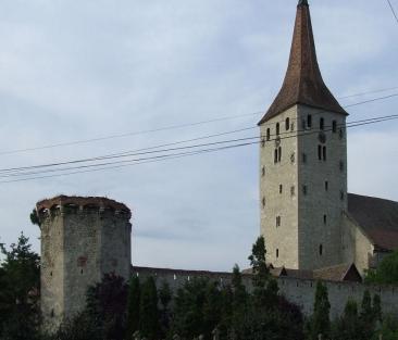 Turnul dogarilor si Biserica Reformata