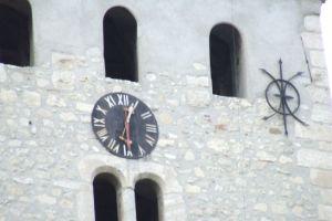 Ceasul bisericii reformate calvina