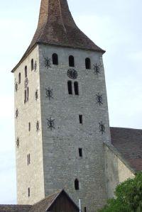 Turnul bisericii reformate