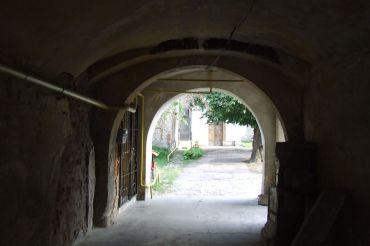 Intrarea in turnul portii
