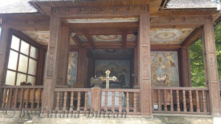 Manastirea Sfanta Ana, Rohia