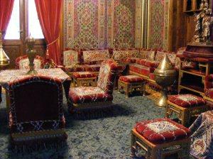 Inside Peles Castle