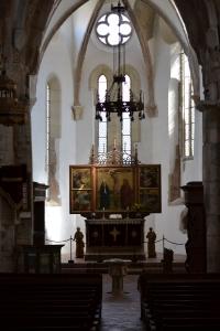 Biserica Prejmer, Altarul