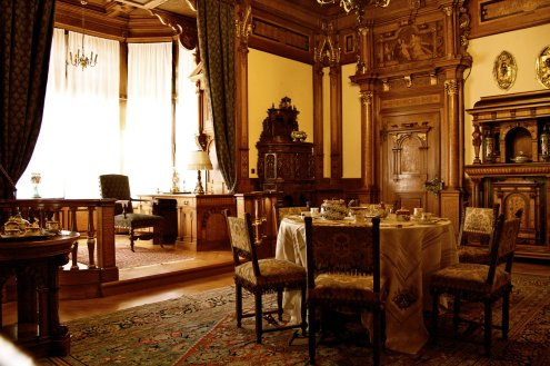 Peles Castle, interior