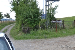 Drumul spre cetate