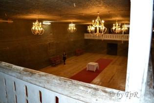 Sala de bal, Salina Cacica