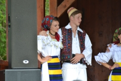 Zilele Moiseiului, ediția a VI-a, august 2014, Moisei, județul Maramureș