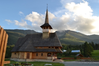 Manastirea Pietroasa, Borsa, Maramures