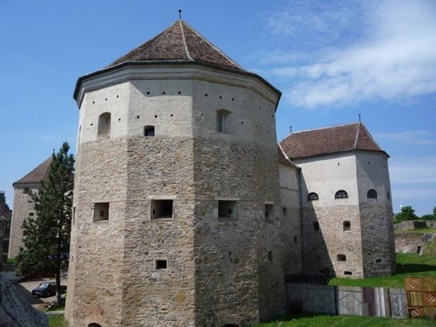 bastionul donjon