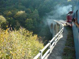 Calea ferata Oravita Anina, prima cale ferata din romania inaugurata la 1863