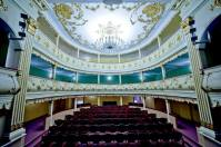 "Interior Teatrul vechi ""Mihai Eminescu"""