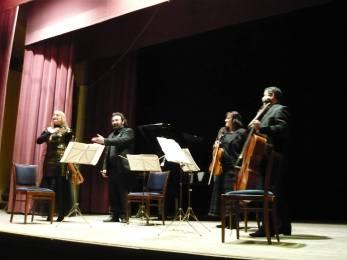 Muzica de camera - Cvartetul Clasica
