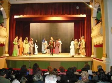 Piesa de teatru Mironosițele de Victor Ion Popa, jucată la Oravița