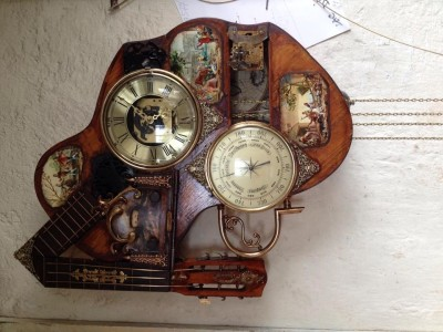 Obiect restaurat de Horia Panaitescu
