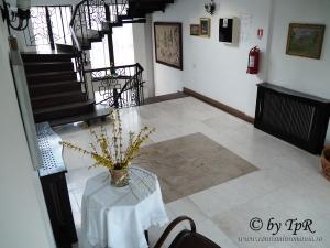 Conacul Archia, etaj 1