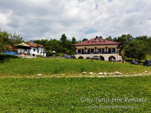 Pensiunea Cerna, Vaideeni, județul Vâlcea