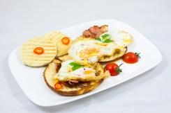 ham and eggs