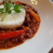 Chili con carne square