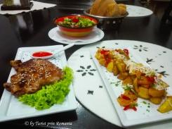 Din meniul Restaurantului Pensiunii La Moara