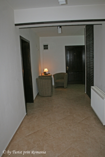 Interior Pensiunea La Moara